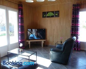 Gite chez Jean-Michel - Saint-Julien-la-Geneste - Living room