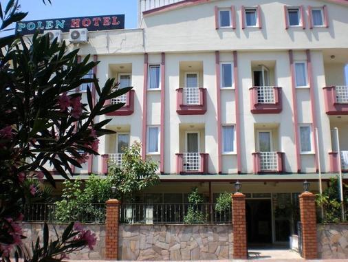 Polen Hotel - Antalya - Toà nhà