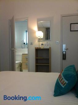 Hotel Carmin - Χάβρη - Κρεβατοκάμαρα