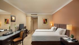 The Aquincum Hotel Budapest - Budapest - Bedroom
