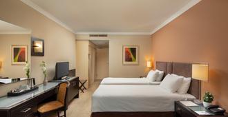 The Aquincum Hotel Budapest - בודפשט - חדר שינה