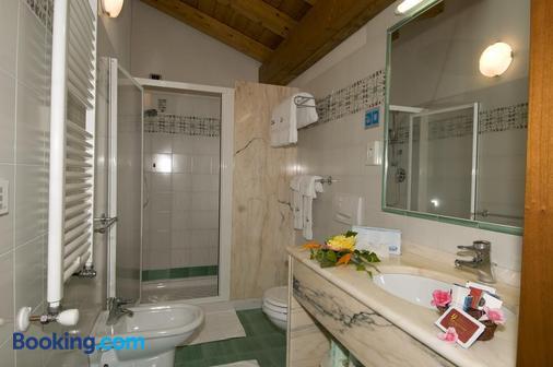 Hotel Galvani - Torri Del Benaco - Bathroom