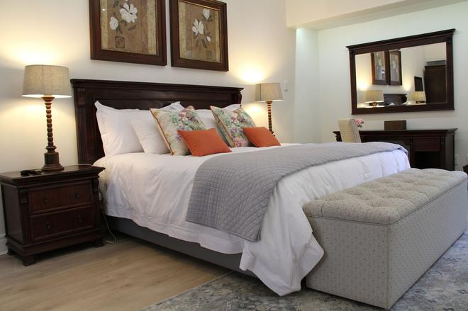Sheppard Boutique Guesthouse - Nelspruit - Makuuhuone