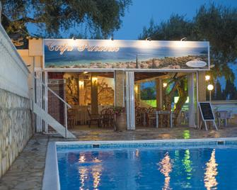 Paradise Apartments - Barbati - Piscina