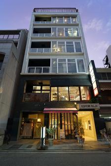 Santiago Guesthouse Hiroshima - Хиросима - Здание