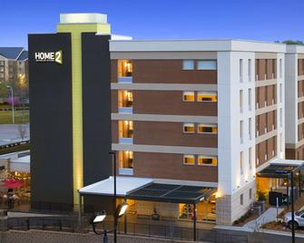 Home2 Suites by Hilton Greensboro Airport, NC - Грінсборо - Building