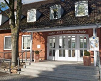 Hotel Alte Fischereischule - Eckernförde - Building