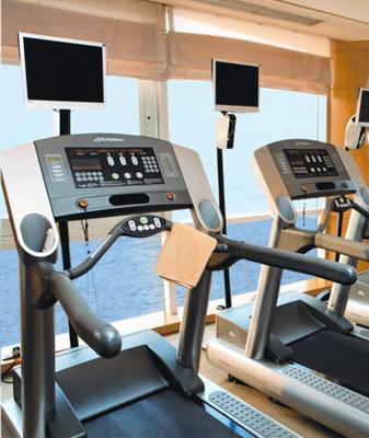Grand Nile Tower - Cairo - Gym