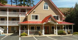Keystone Boardwalk Inn and Suites - Keystone - Building