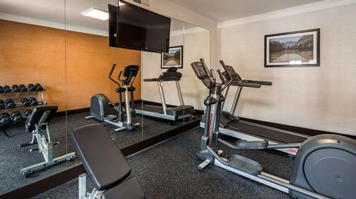 Best Western Brentwood - Brentwood - Gym