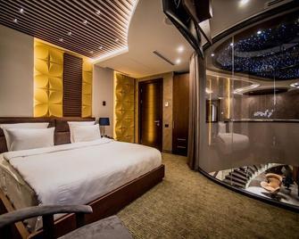 Aghababyan's Hotel - Єреван - Спальня