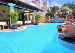 Arciduca Grand Hotel - Lipari - Πισίνα