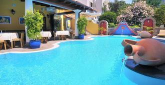 Grand Hotel Arciduca - Lipari - Bể bơi