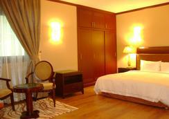 Tulip Inn Sharjah - Sharjah - Bedroom
