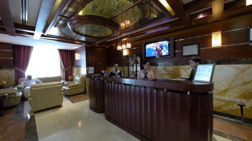 Tulip Inn Sharjah - Sharjah - Lễ tân