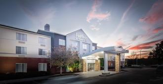 Fairfield Inn by Marriott Charlotte Northlake - Charlotte - Habitación