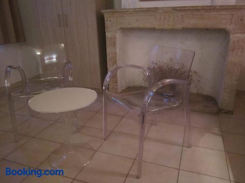 La Taverne - Uzès - Living room