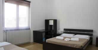 Airport - Bergamo - Bedroom