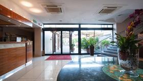 Magris Hotel - Naples - Lobby