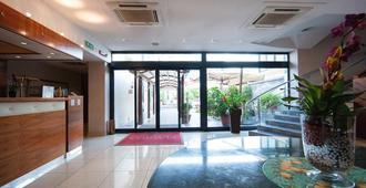 Magris Hotel - נאפולי - לובי