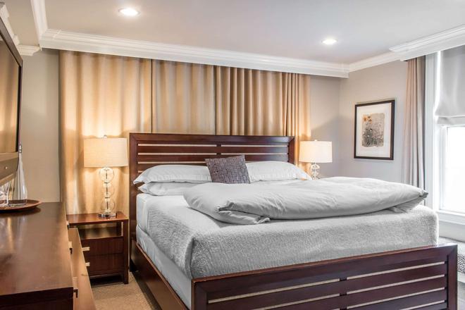 登高酒店系列孔雀酒店 - 普林斯頓 - 普林斯頓(新澤西州) - 臥室