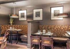 登高酒店系列孔雀酒店 - 普林斯頓 - 普林斯頓(新澤西州) - 餐廳
