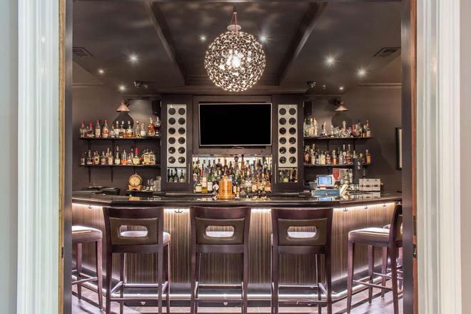登高酒店系列孔雀酒店 - 普林斯頓 - 普林斯頓(新澤西州) - 酒吧