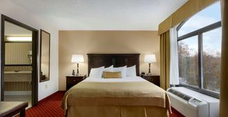Wingate by Wyndham Charlotte Airport South/ I-77 Tyvola Road - Σάρλοτ - Κρεβατοκάμαρα