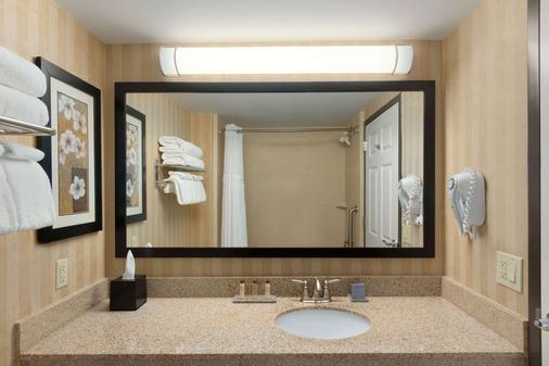 南夏洛特機場I-77提沃拉路溫德姆文蓋特酒店 - 夏洛特 - 夏洛特 - 浴室