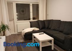 City Apartment Snellmaninkatu 22 B - Kuopio - Living room