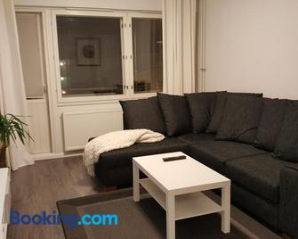 City Apartment 2 Snellmaninkatu - Куопио - Гостиная