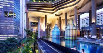 PARKROYAL COLLECTION Pickering - Singapore - בריכה