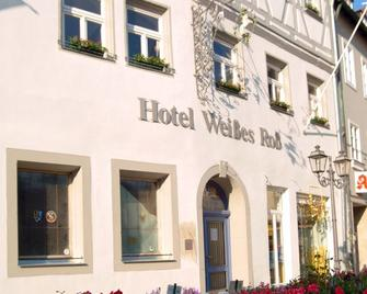 Hotel Weisses Ross - Kulmbach - Building