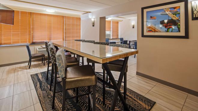 Best Western Atlantic City Hotel - Atlantic City - Ravintola