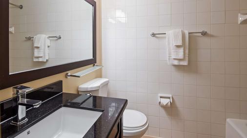 Best Western Atlantic City Hotel - Atlantic City - Bathroom