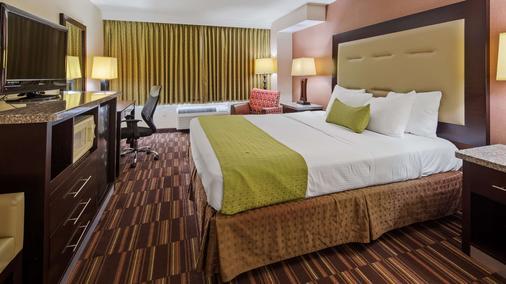 Best Western Atlantic City Hotel - Atlantic City - Bedroom
