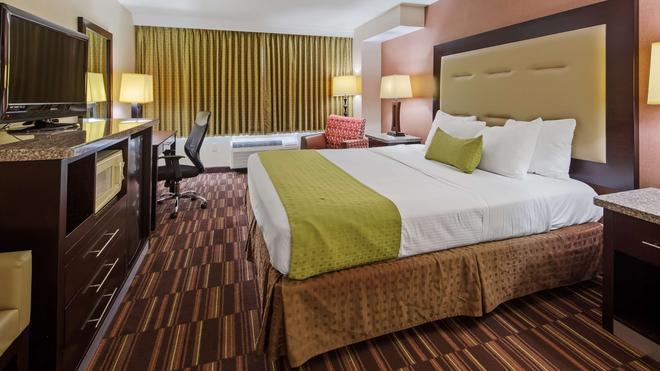 Best Western Atlantic City Hotel - Atlantic City - Κρεβατοκάμαρα