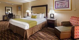 Best Western Atlantic City Hotel - אטלנטיק סיטי - חדר שינה