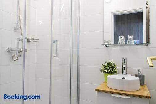 BI&BI - Budapest - Phòng tắm