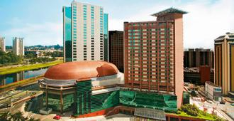 Sheraton Sao Paulo WTC Hotel - São Paulo - Gebäude