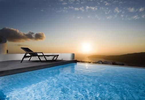Avaton Resort and Spa - Imerovigli - Pool