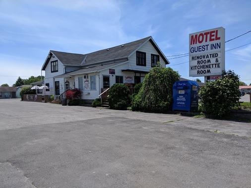 Guest Inn - Trenton - Building