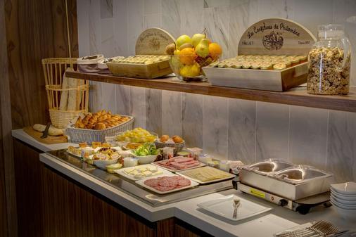 Best Western Plus Hotel Comedie Saint-Roch - Montpellier - Buffet