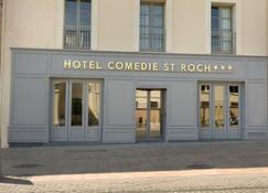 Best Western Plus Hotel Comedie Saint-Roch - Montpellier - Bangunan