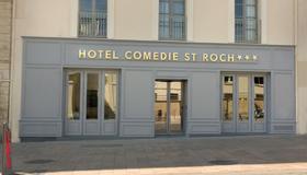 Best Western Plus Hotel Comedie Saint-Roch - Montpellier - Toà nhà