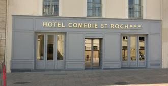 Best Western Plus Hotel Comedie Saint-Roch - Montpellier - Edificio