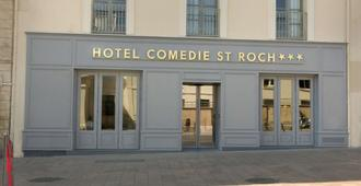 Best Western Plus Hotel Comedie Saint-Roch - Μονπελιέ - Κτίριο