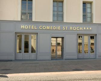 Best Western Plus Hotel Comedie Saint-Roch - Montpellier - Gebouw