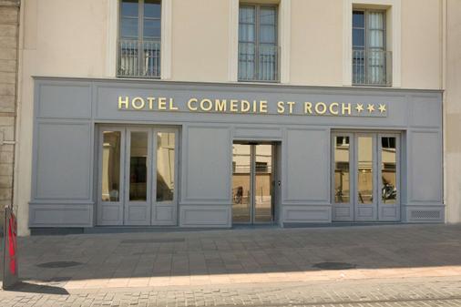Best Western Plus Hotel Comedie Saint-Roch - Montpellier - Building