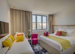 Best Western Plus Hotel Comedie Saint-Roch - Montpellier - Sypialnia